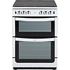 more details on New World 601GTCLW Single Gas Cooker - White.