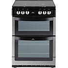more details on New World 601GDOLSS Double Gas Cooker - S/Steel.