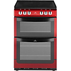 more details on New World 551ETCR Single Electric Cooker - Red.