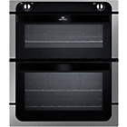 more details on New World NW701DOSS Built-In Electric Oven - Instal/Del/Rec.