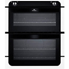 more details on New World NW701DOW Built-In Electric Oven - Instal/Del/Rec.