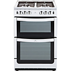 more details on New World 551GTCW Single Gas Cooker - Instal/Del/Recycle.