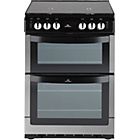 more details on New World 601GDOLSS Double Gas Cooker - Instal/Del/Recycle.