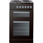 more details on New World EDF50BLK Double Electric Cooker - Instal/Del/Rec.