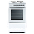 more details on New World ES50SW Single Electric Cooker - Instal/Del/Recycle