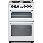 more details on New World ES550DOMW Double Electric Cooker - Instal/Del/Rec.