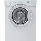 more details on White Knight C372WV Vented Tumble Dryer - White.