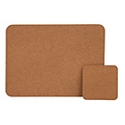 more details on Cork Set of 4 Placemats and Coasters.