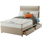 more details on Sealy Revital Backcare Double 4 Drw Divan Bed.