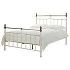 more details on Silentnight Sydney Cream Double Bed Frame.