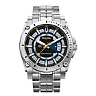more details on Bulova Men's Precisionist Blue Dial Bracelet Watch.