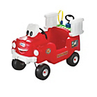 more details on Little Tikes Fire Engine Coupe.