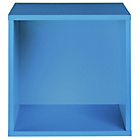 more details on Phoenix 1 Cube Storage Unit - Blue.