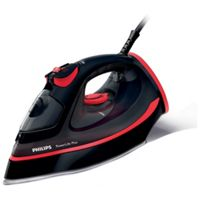 Philips GC2988/80 Powerlife Plus Steam Iron (Black/Red)