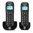more details on Binatone Vesta 1205 Cordless Telephone - Twin.