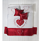 more details on HOME Hearts Bed in a Bag Bundle - Kingsize.