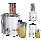 more details on Russell Hobbs 3 in 1 Ultimate Juicer - White.