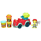 more details on Play-Doh Town Fire Truck Playset.