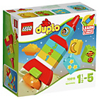 more details on LEGO Duplo My First Rocket Playset - 10815.