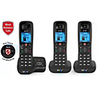 more details on BT 6600 Cordless Telephone with Answer Machine - Triple.
