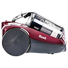 more details on Hoover RU70RU16001 Rush Pets Bagless Cylinder Vacuum Cleaner