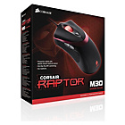 more details on Corsair Gaming Raptor M30 Optical Mouse.