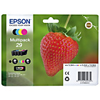 more details on Epson Strawberry Ink Cartridge B/C/Y/M Multi-Pack.