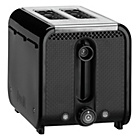more details on Dualit Studio CSL2 2 Slice Toaster - Black.