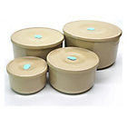 more details on Olpro Husk 4 in 1 Round Storage Containers - Full Set.