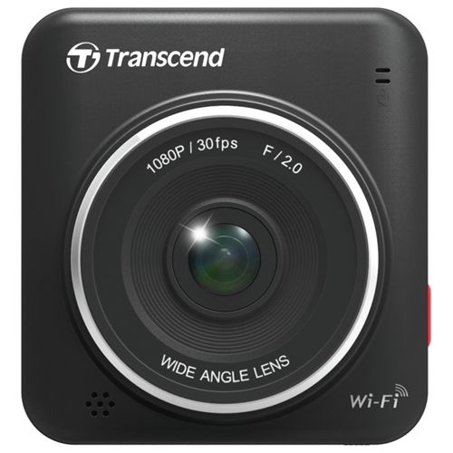 Transcend Drivepro 200 Dash Cam + 16GB Micro SD Card
