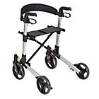 more details on X Fold Rollator - Lightweight and Foldable.
