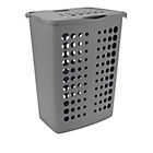 more details on ColourMatch Laundry Hamper - Dove Grey.