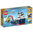 more details on LEGO Ocean Explorer Playset.