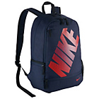 more details on Nike Classic Backpack - Red and Navy