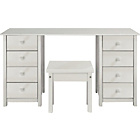 more details on New Scandinavia Dressing Table - White.