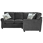 more details on Tessa Dual Facing Corner Sofa - Charcoal.