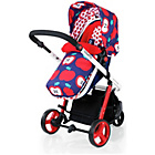 more details on Cosatto Woop Travel System - Apple Seed.