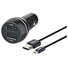 more details on Philips Dual Port USB Car Charger.