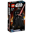 more details on LEGO Star Wars Kylo Ren.
