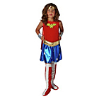 more details on Wonder Woman Dress up Outfit - 5-6 Years.