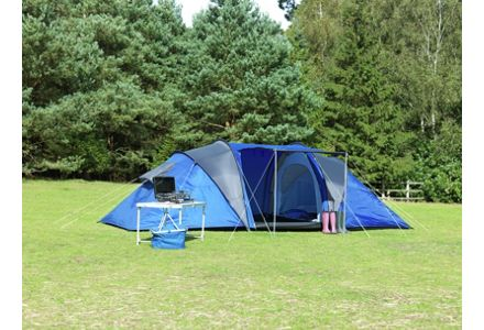 Save up to 1/2 price on selected camping.