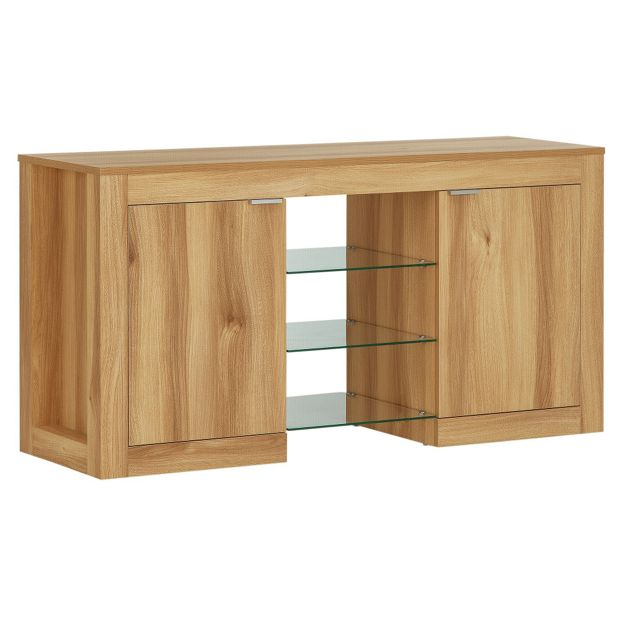 Buy Hygena Cubic Low Sideboard Tv Unit At Your Online Shop For Sideboards And