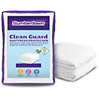 more details on Slumberdown Clean Guard Mattress Protector - Cot.
