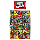 more details on Marvel Comics Children's Bed in a Bag Set - Single.