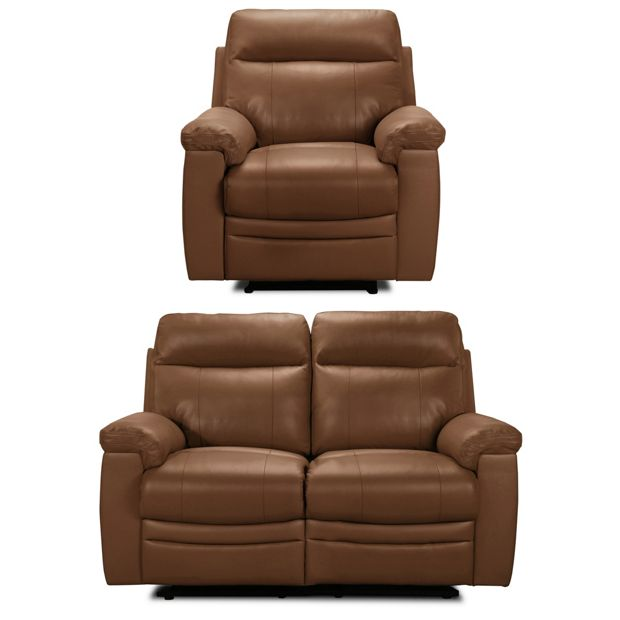 Buy Collection New Paolo 2 Seater Manual Recline Sofa