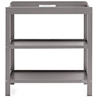 more details on Obaby Open Baby Changing Unit - Grey.