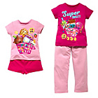more details on Shopkins 2 Pack of Pyjamas - 5-6 Years.