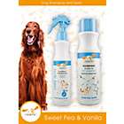 more details on Nooties Sweat Pea Vanilla Spritz Shampoo for Dog and Cats.