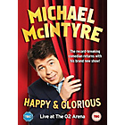 more details on Michael McIntyre Happy and Glorious DVD.