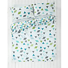 more details on ColourMatch Geometric Bedding Set - Double.
